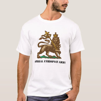Imperial Ethiopian Army Tee