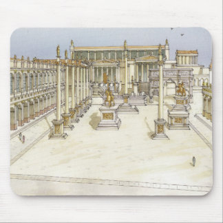 Imperial Forum. Rome Mouse Pad