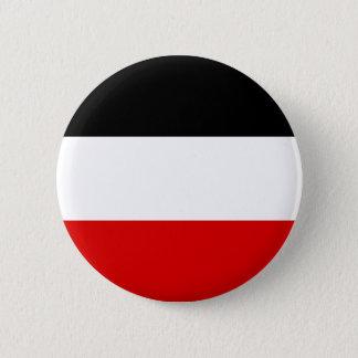 Imperial German Flag - Deutsches Kaiserreich 2 Inch Round Button