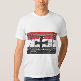 Imperial German Flag T Shirt