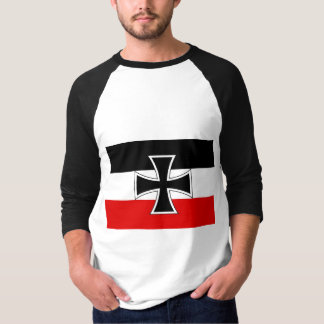 Imperial German Flag T-Shirt