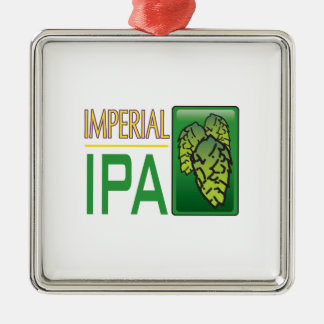 Imperial IPA Metal Ornament