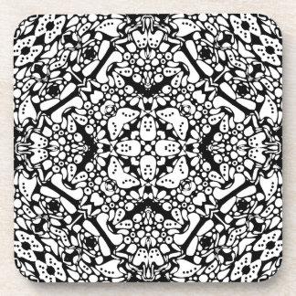 Imperial Kaleidoscope Drink Coasters