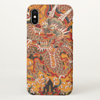 Imperial Ming Chinese Dragon iPhone Case