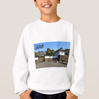 Imperial Palace in Tokyo, Japan Sweatshirt