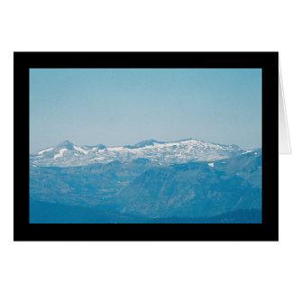 Imperial Peaks- Song of Sol 8:7 Greeting Card