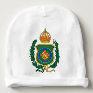 Imperial Personalized Baby Beanie