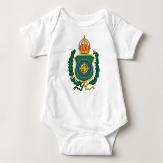 Imperial Personalized Baby Bodysuit