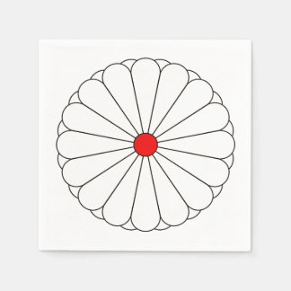Imperial Seal of Japan Disposable Napkins