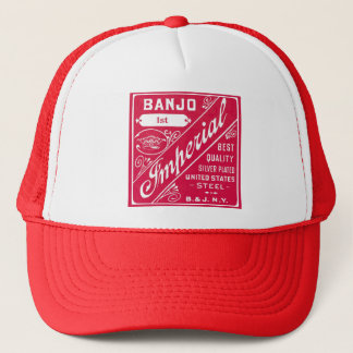 Imperial Strngs Truckers Hat