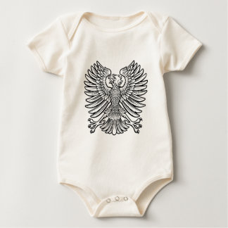 Imperial Style Eagle Baby Bodysuit