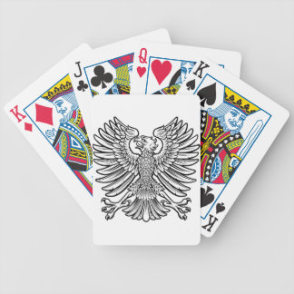 Imperial Style Eagle Bicycle Playing Cards