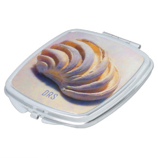 Imperial Venus Shell Mirror For Makeup