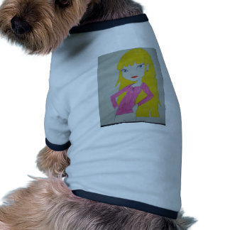 impertinent tee-shirt pour animal domestique