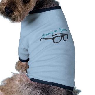 Impertinent dans Spéc. T-shirt Pour Animal Domestique