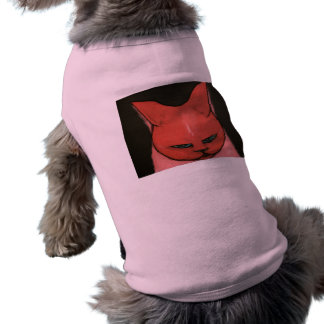 impertinent tee-shirts pour animaux domestiques