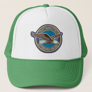 Imported Trucker cap - Aviation Pratt & Whitney
