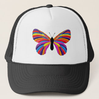 Impossible Butterfly Trucker Hat