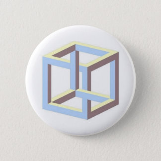 impossible_cube 2 inch round button