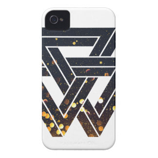 Impossible Solar Geometry 1 iPhone 4 Cases