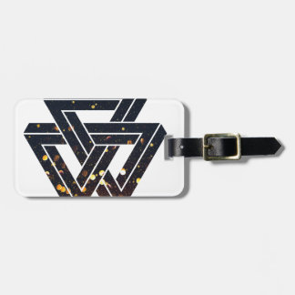 Impossible Solar Geometry 1 Luggage Tag