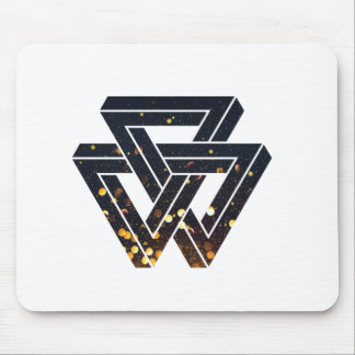 Impossible Solar Geometry 1 Mouse Pad