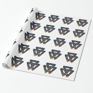 Impossible Solar Geometry 1 Wrapping Paper