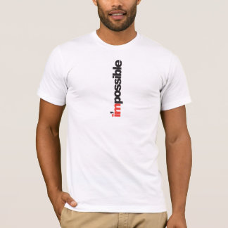 impossible tee shirt