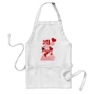 Impossible Valentine Stack Standard Apron