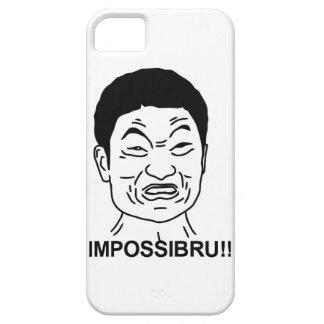 Impossibru iPhone 5 Cover