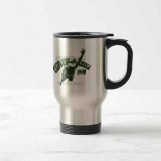 Impoverished Man Logo-Mug Travel Mug
