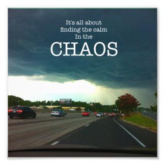 Impression Photo Chaos