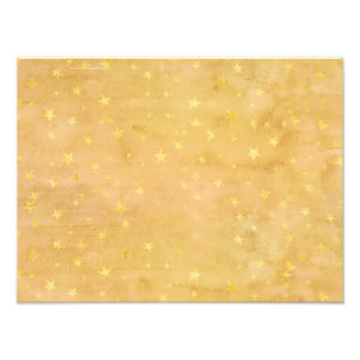 Impression Photo La feuille d'or à la mode tient le premier rôle