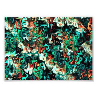 Impression Photo Richesse de l'art moderne 4555 de SB d'âme