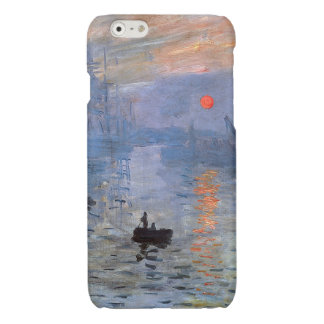 Impression, Sunrise 1872 Claude Monet