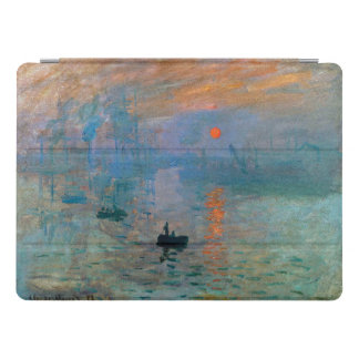 Impression Sunrise by Claude Monet iPad Pro Cover
