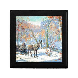 Impressionism | Fall Harvest Gift Box