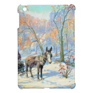 Impressionism | Fall Harvest iPad Mini Cover