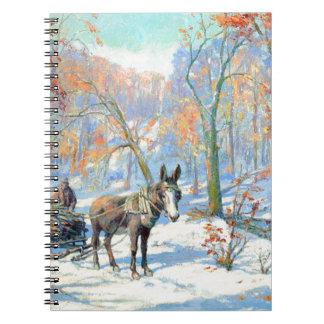 Impressionism | Fall Harvest Notebook