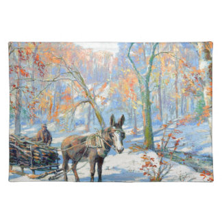 Impressionism | Fall Harvest Placemat