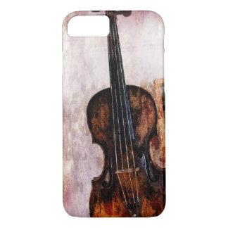 impressionism  musical instrument Fiddle Violin Case-Mate iPhone Case