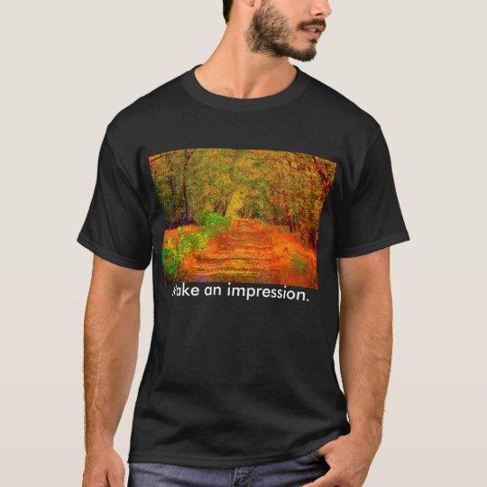 Impressionist photograph T-Shirt