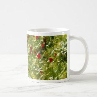 Impressionist Poppies Coffee Mug