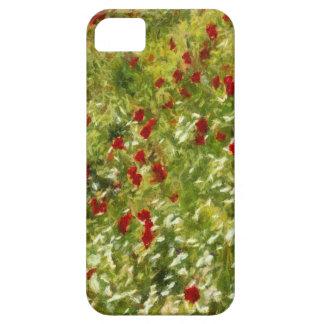 Impressionist Poppies iPhone 5 Case