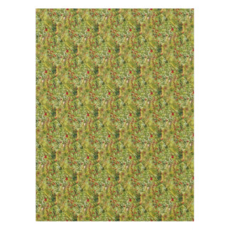 Impressionist Poppies Tablecloth