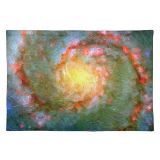 Impressionist Whirlpool Placemat