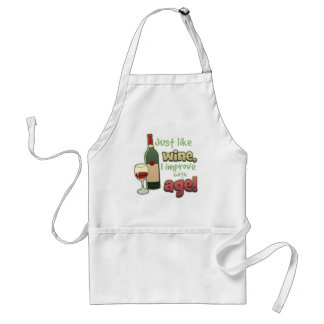 Improve With Age Apron
