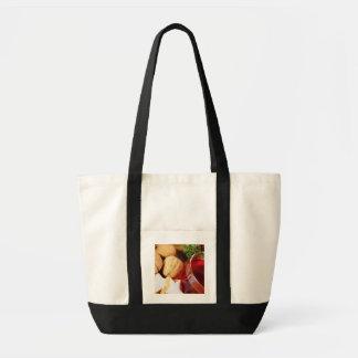 Impulses carrying bag glad celebration