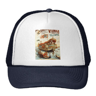 Imre Kiralfy's gorgeous production of Venice Trucker Hat