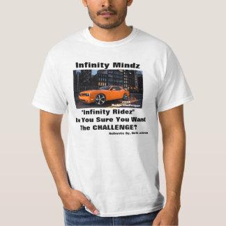 "iMz ""CHALLENGER"" ad T-Shirt"